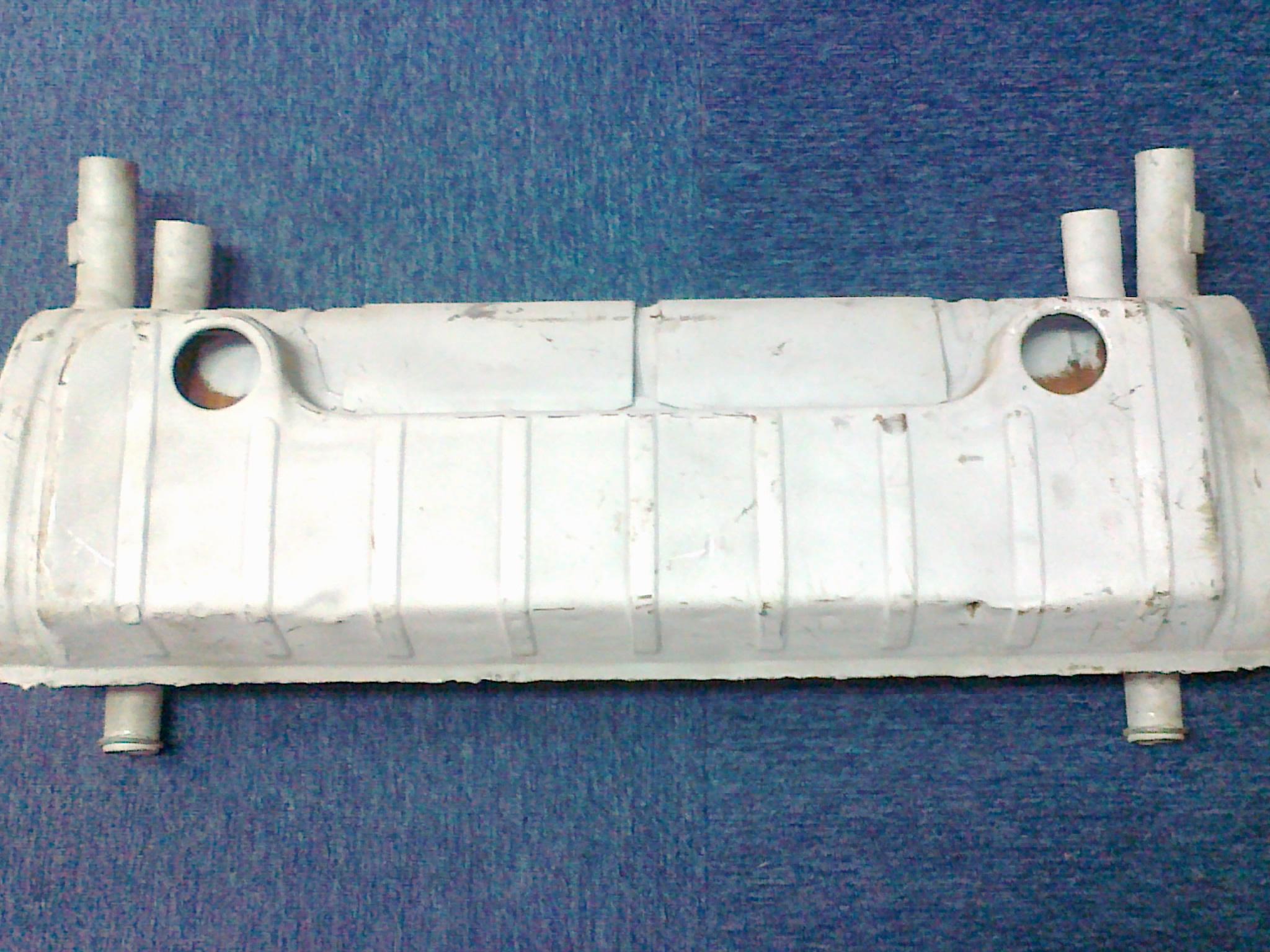 T613-1 tlumič výfuku s předehřívací kapsou